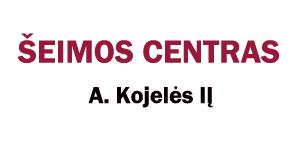 ŠEIMOS CENTRAS, A. Kojelės IĮ Logo