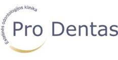 Prodentas, UAB, Jotvingių klinika Logo