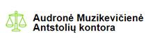 Antstolės Audronės Muzikevičienės kontora Logo