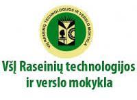Raseinių technologijos ir verslo mokykla Logo