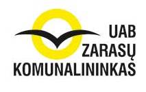 Zarasų komunalininkas, UAB Logo