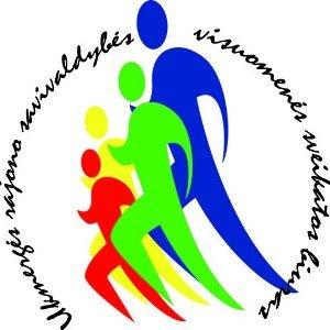 Ukmergės r. savivaldybės visuomenės sveikatos biuras Logo