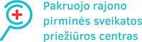Pakruojo rajono pirminės sveikatos priežiūros centras, VšĮ Logo