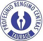 Tauragės profesinio rengimo centras Logo