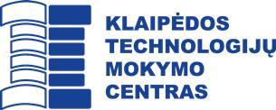 Klaipėdos technologijų mokymo centras Logo