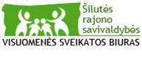 Šilutės rajono savivaldybės visuomenės sveikatos biuras Logo