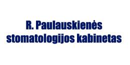 R. Paulauskienės stomatologijos kabinetas Logo