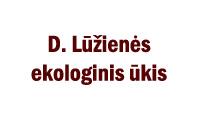 D. Lūžienės ūkis Logo