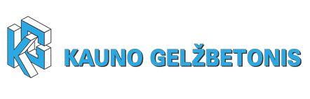 Kauno gelžbetonis, UAB Logo