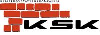 Klaipėdos statybos kompanija, UAB Logo