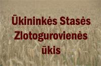 Stasės Zlotogurovienės ūkis Logo
