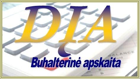 Dvigubas įrašas apskaita, UAB Logo