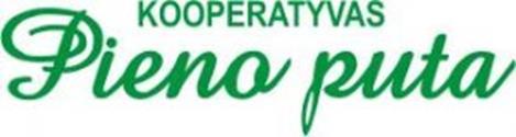 Pieno puta, kooperatyvas Logo