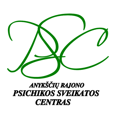 Anykščių rajono psichikos sveikatos centras, VšĮ Logo