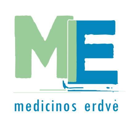 Medicinos erdvė, UAB Logo