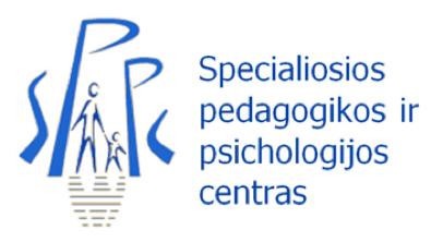 Specialiosios pedagogikos ir psichologijos centras Logo