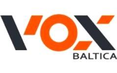 Vox Baltica, UAB Logo