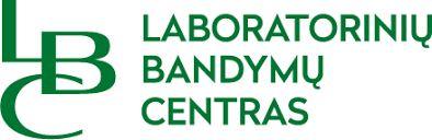 Laboratorinių bandymų centras, UAB Logo