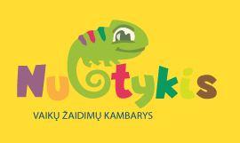 Vaikų nuotykis, MB Logo