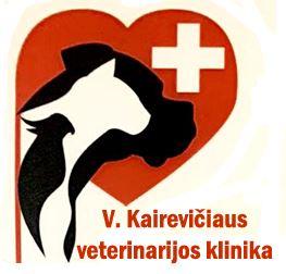 Veterinarijos klinika,  V. Kairevičiaus įmonė Logo