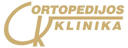 Ortopedijos klinika, UAB Logo