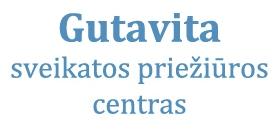 Gutavita, sveikatos priežiūros centras, UAB Logo