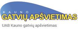 Kauno gatvių apšvietimas, UAB Logo
