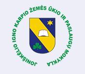 Joniškėlio Igno Karpio žemės ūkio padalinys, filialas, Panevėžio profesinio rengimo centras Logo