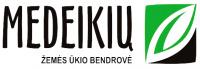 Biržų r. Medeikių ŽŪB Logo