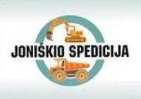 Joniškio spedicija, UAB Logo